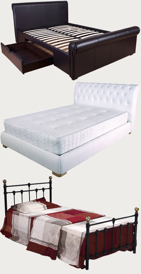 Gfw The Furniture Warehouse Bedsteads