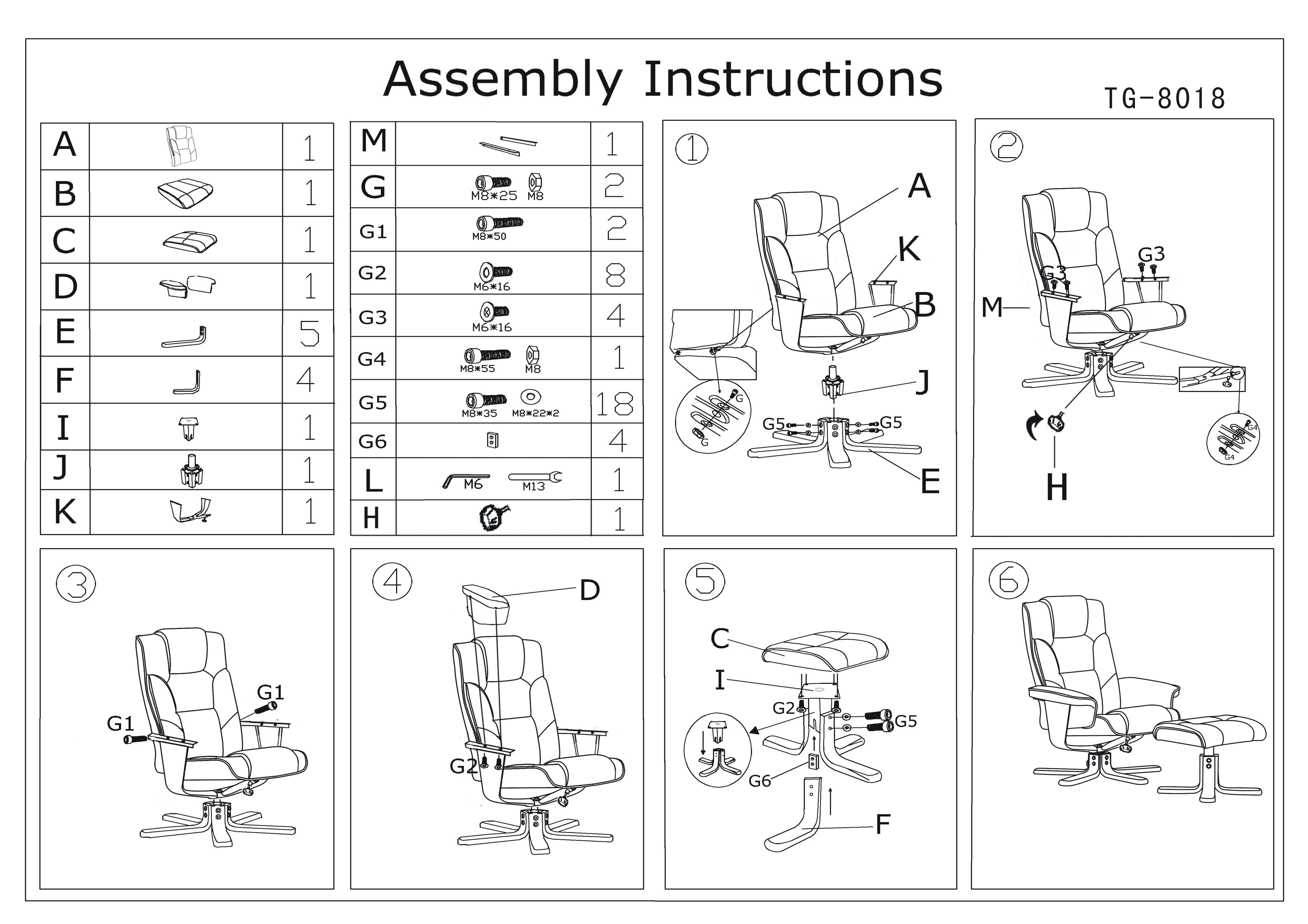 steens mid sleeper assembly instructions pdf