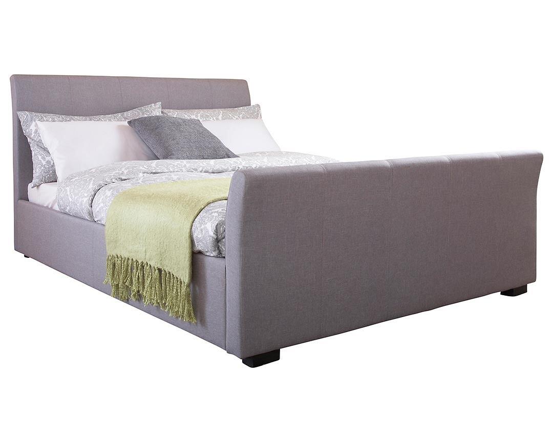 hannover bedstead with optional bonnel mattress with free startseite design bilder. Black Bedroom Furniture Sets. Home Design Ideas