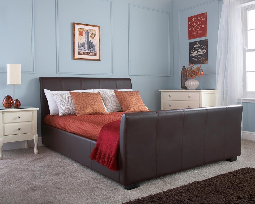Upholstered bedsteads for Sofa outlet hannover