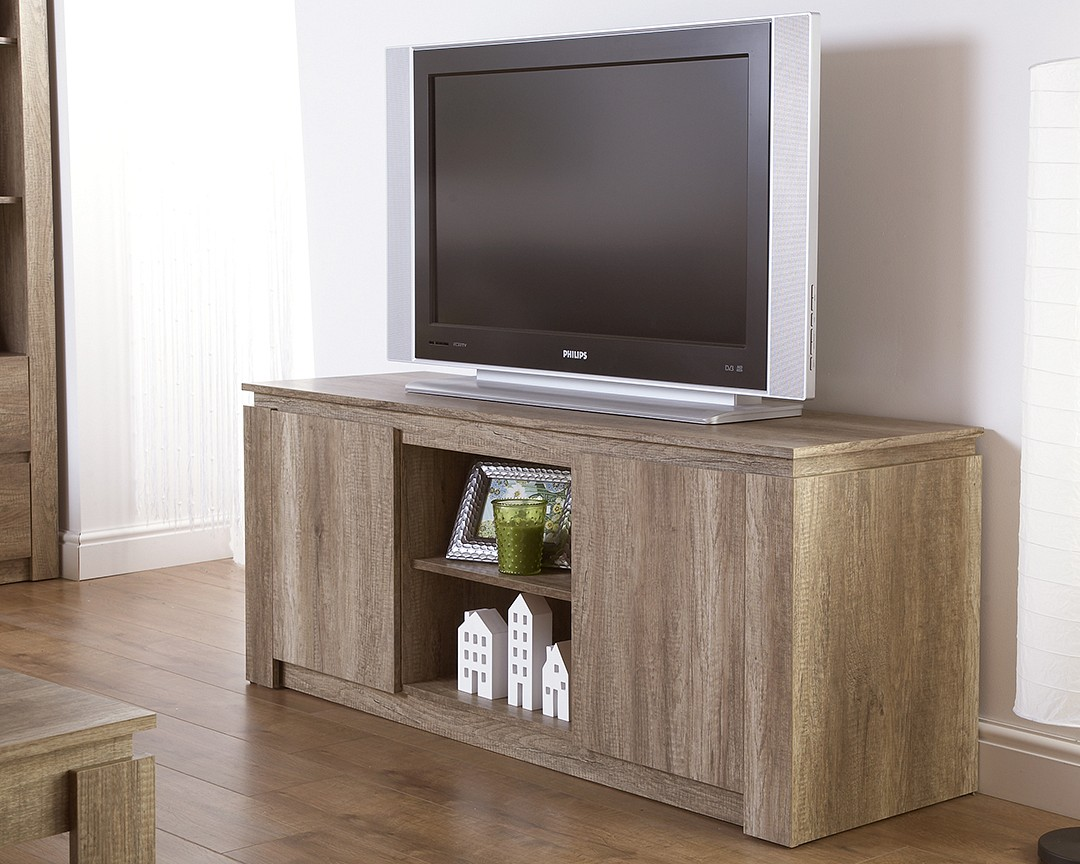 Canyon Oak Tv Unit # Meuble Tv Acacia