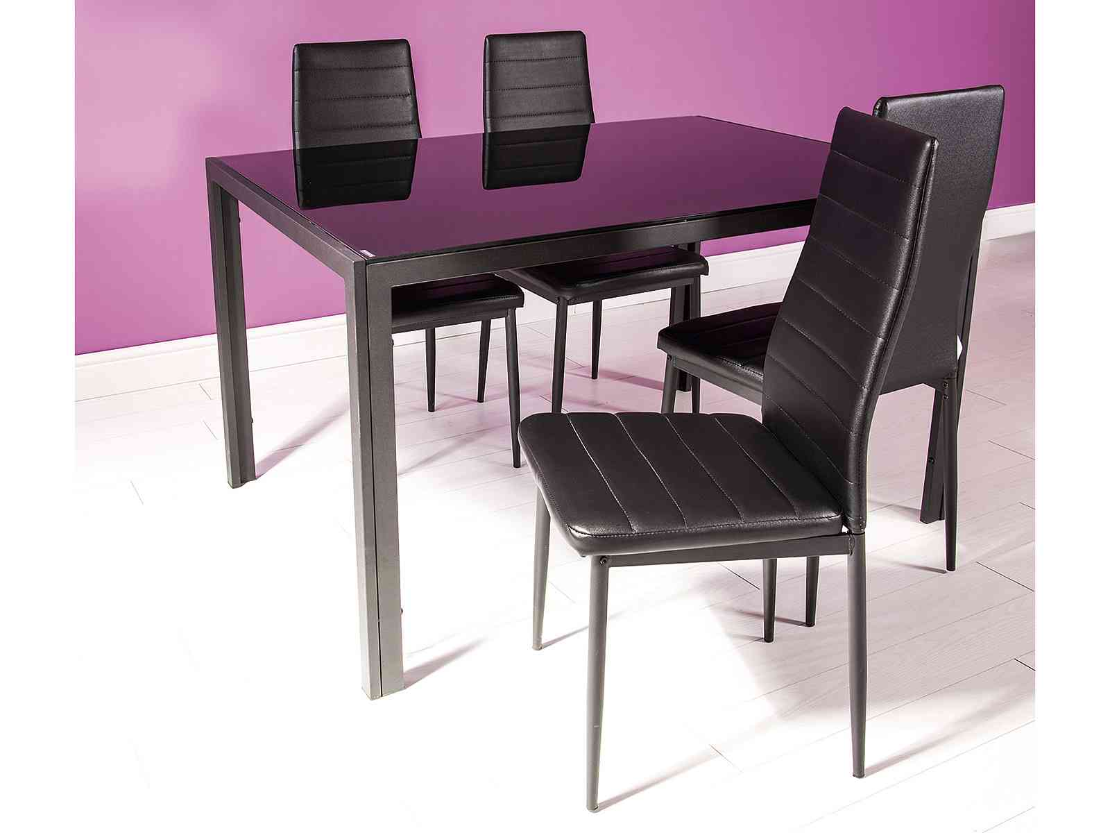 Gfw the furniture warehouse houston 4 chair dining set for G furniture houston