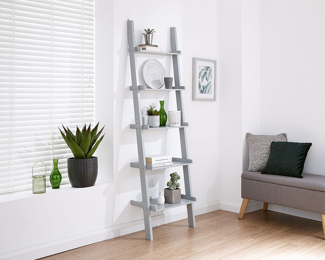 Ladder Style Wall Rack
