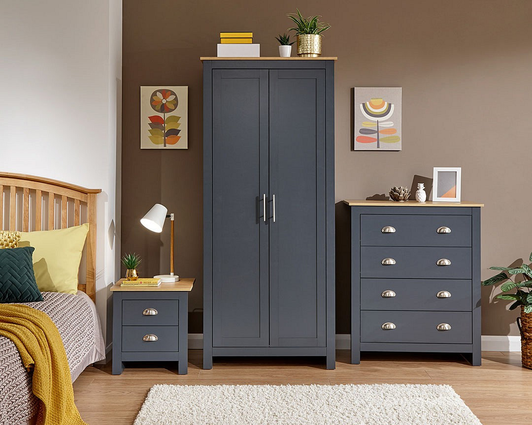 lancaster 3 piece bedroom set