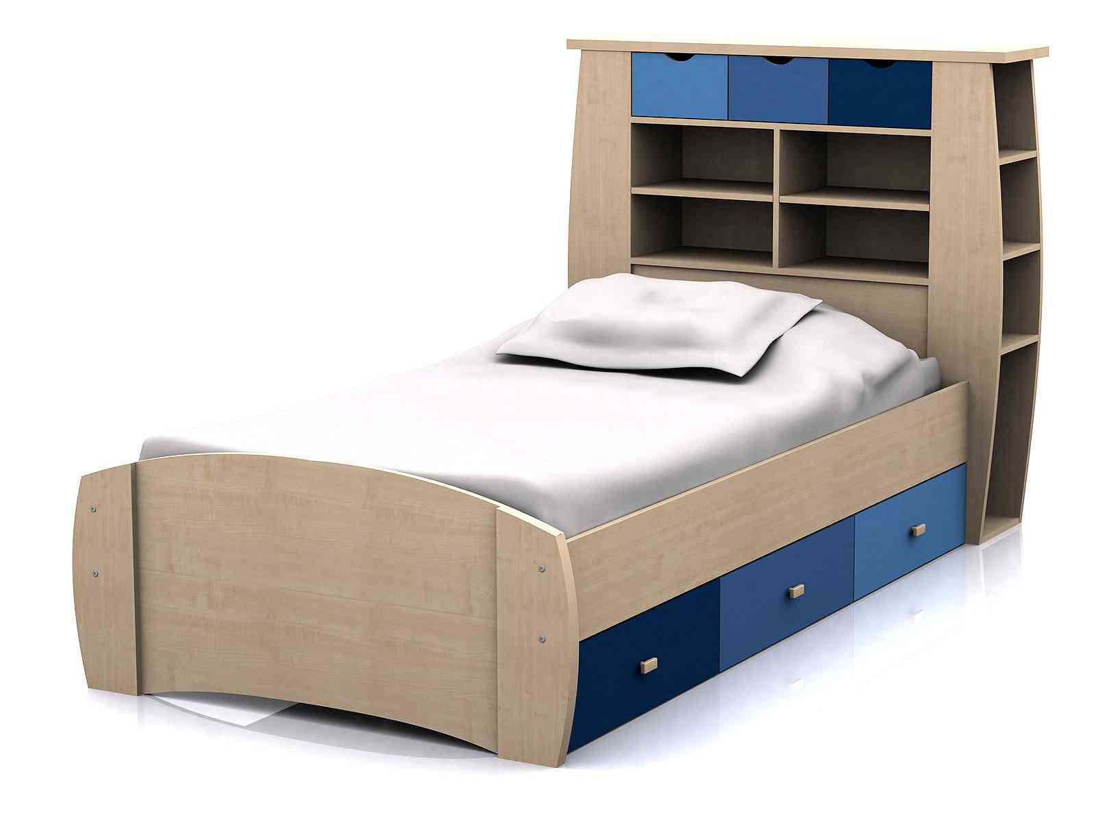 Gfw The Furniture Warehouse Sydney 3 Storage Bed
